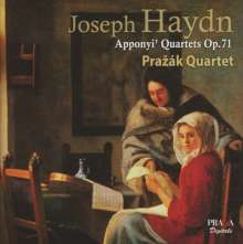 Joseph Haydn (1732-1809): Streichquartette Nr.69-71 (op.71 Nr.1-3), Super Audio CD