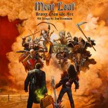 Meat Loaf: Braver Than We Are, CD