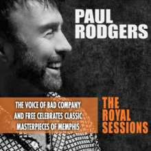 Paul Rodgers: The Royal Sessions (Deluxe Edition), 1 CD und 1 DVD