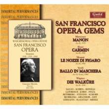San Francisco Opera Gems, 3 CDs