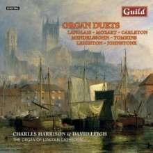 Charles Harrison & David Leigh - Organ Duets, CD