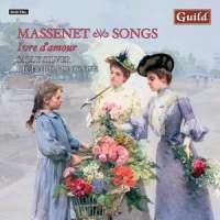 Jules Massenet (1842-1912): Lieder, CD