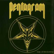 Pentagram: Day Of Reckoning (180g) (Limited Edition), LP