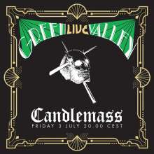 """Candlemass: Green Valley """"Live"""", 2 LPs"""