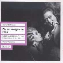 Richard Strauss (1864-1949): Die schweigsame Frau, 2 CDs