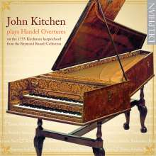 John Kitchen plays Händel Overtures, CD