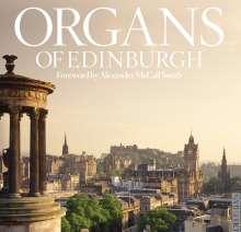 Organs of Edinburgh, 4 CDs