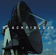 Blackfield  (Steven Wilson): Blackfield IV (Limited Deluxe Edition) (CD + DVD-Audio/Video), 1 CD und 1 DVD