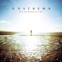 Anathema: We're Here Because We're Here (Reissue), 1 CD und 1 DVD-Audio