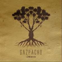 Gazpacho: Demon (Hardcoverbook), CD