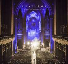 Anathema: A Sort Of Homecoming: Live 2015, 2 CDs und 1 DVD