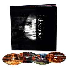 The Pineapple Thief: Dissolution (Limited Edition Super Deluxe Earbook), 2 CDs, 1 DVD und 1 Blu-ray Disc