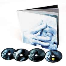 Porcupine Tree: In Absentia (Deluxe Edition), 3 CDs und 1 Blu-ray Disc
