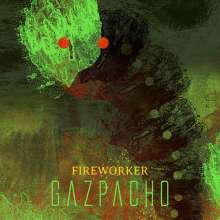 Gazpacho: Fireworker, CD