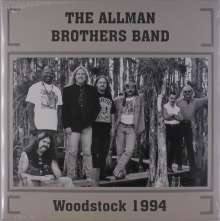The Allman Brothers Band: Woodstock 1994, 2 LPs