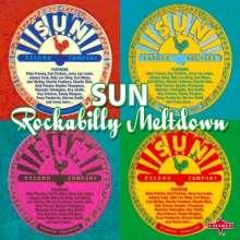 Sun Rockabilly Meltdown, 3 CDs