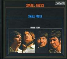 Small Faces: Small Faces (Deluxe Edition) (Immediate Version), 2 CDs