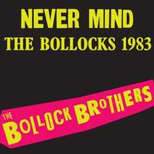 Bollock Brothers: Never Mind The Bollocks 1983 (remastered) (180g) (Limited Edition) (Neon Pink Vinyl), LP