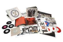 Small Faces: Here Come The Nice: The Immediate Years Box-Set 1967 - 1969, 4 CDs und 4 Singles 7""