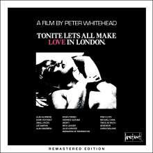 Filmmusik: Tonite Lets All Make Love In London, CD