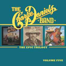 Charlie Daniels: the Epic Trilogy Vol.5, 2 CDs