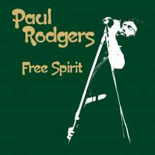 Paul Rodgers: Free Spirit: Live At The Royal Albert Hall, Blu-ray Disc