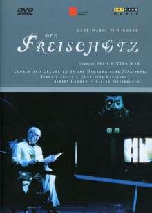 Carl Maria von Weber (1786-1826): Der Freischütz, DVD