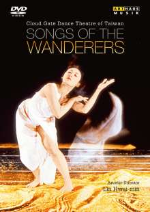Cloud Gate Dance Theatre Taiwan:Songs of the Wanderers, DVD