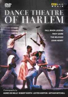 Dance Theatre Harlem, DVD