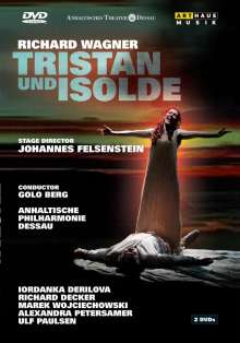 Richard Wagner (1813-1883): Tristan und Isolde, DVD