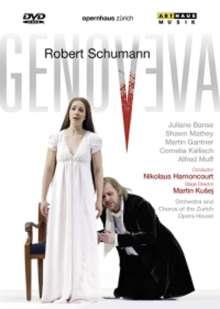 Robert Schumann (1810-1856): Genoveva op.81, DVD