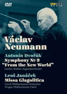 Vaclav Neumann, DVD