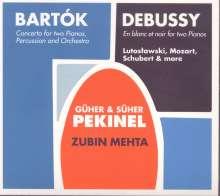 Güher & Süher Pekinel in Concert, 2 CDs