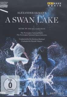 Norwegian National Ballet: A Swan Lake (Musik: Mikael Karlsson), DVD