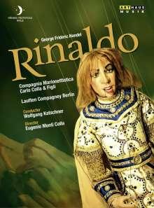 Georg Friedrich Händel (1685-1759): Rinaldo (Marionettentheater), 1 DVD und 2 CDs