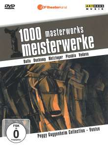 1000 Meisterwerke - Peggy Guggenheim Collection, Venedig, DVD
