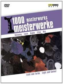 1000 Meisterwerke - Licht und Farbe, DVD
