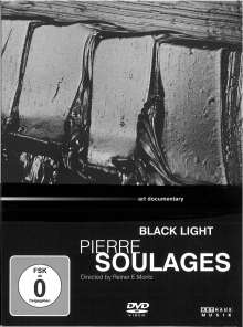 Arthaus Art Documentary: Pierre Soulages, DVD