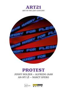 Art In The 21st Century - Protest, DVD