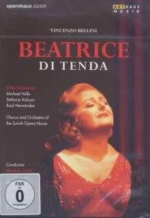 Vincenzo Bellini (1801-1835): Beatrice di Tenda, 2 DVDs