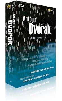Antonin Dvorak (1841-1904): Antonin Dvorak - Masterworks, 3 DVDs