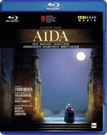 Giuseppe Verdi (1813-1901): Aida, Blu-ray Disc