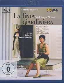 Wolfgang Amadeus Mozart (1756-1791): La Finta Giardiniera, Blu-ray Disc