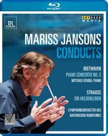 Mariss Jansons conducts, Blu-ray Disc