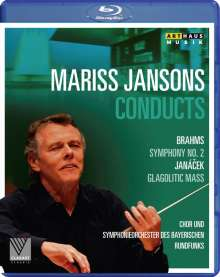 Mariss Jansons concucts (Live Recording Lucerne), Blu-ray Disc