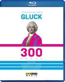 Christoph Willibald Gluck (1714-1787): Christoph Willibald Gluck - 300 Years, Blu-ray Disc