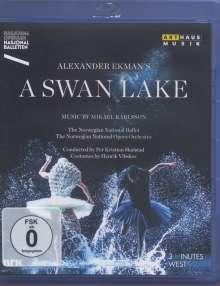 Norwegian National Ballet: A Swan Lake (Musik: Mikael Karlsson), Blu-ray Disc