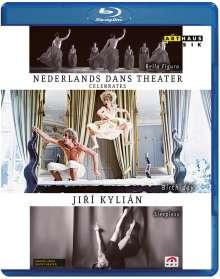 Nederlands Dans Theater celebrates Jiri Kylian, Blu-ray Disc