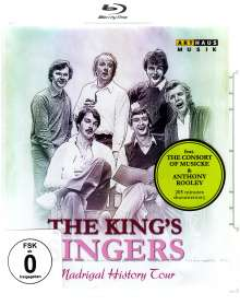 King's Singers - Madrigal History Tour (Dokumentation), Blu-ray Disc