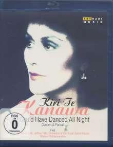 Kiri Te Kanawa - I Could Have Danced All Night (Konzert & Portrait), Blu-ray Disc